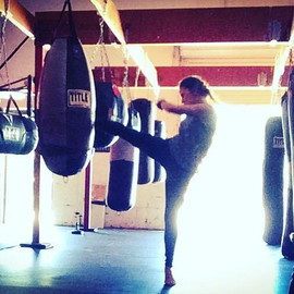 I love Kickboxing, Kennesaw, GA