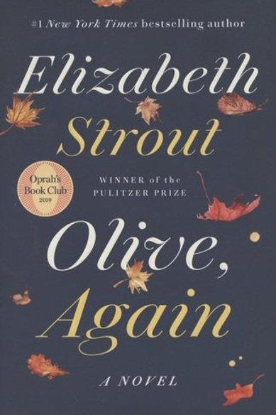 Olive, again. E.Strout