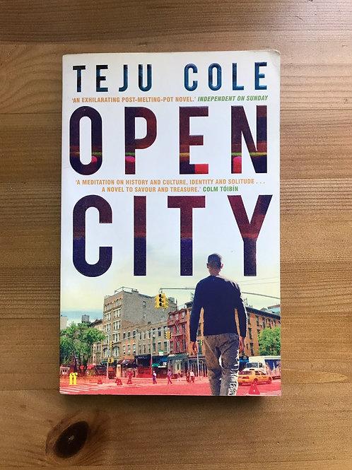 Open City Teju Cole
