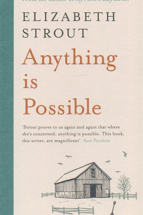 Anything is Possible. E.Strout.