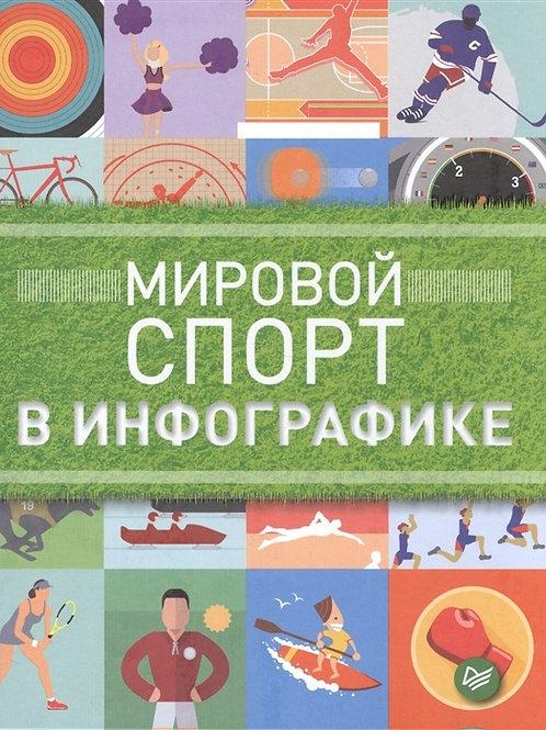 Мировой спорт в инфографике. Татарский Д.
