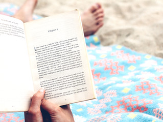 Summer read with PACE