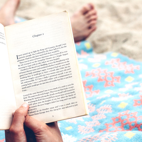 Late Summer Reads - 7 Books to Get You Back in a Productivity Mindset