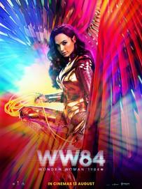 Wonder Women 1984 Movie