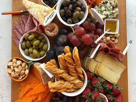 All French 🇫🇷 cheese board