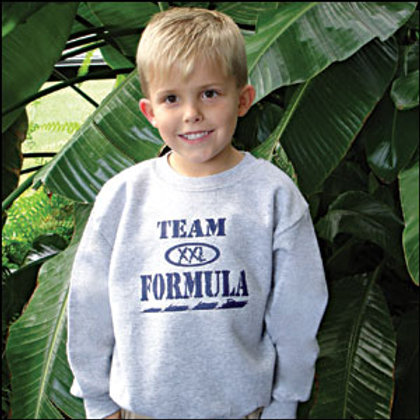 Youth XX Large Team Formula Sweatshirt