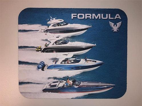 Formula Mouse Pad