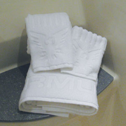 White Formula Towel Sets