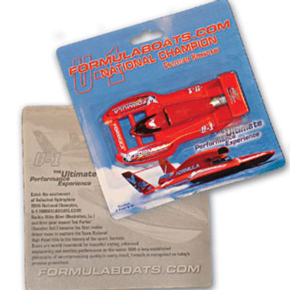 A Collectors DreamFormulaboats.com Diecast Model