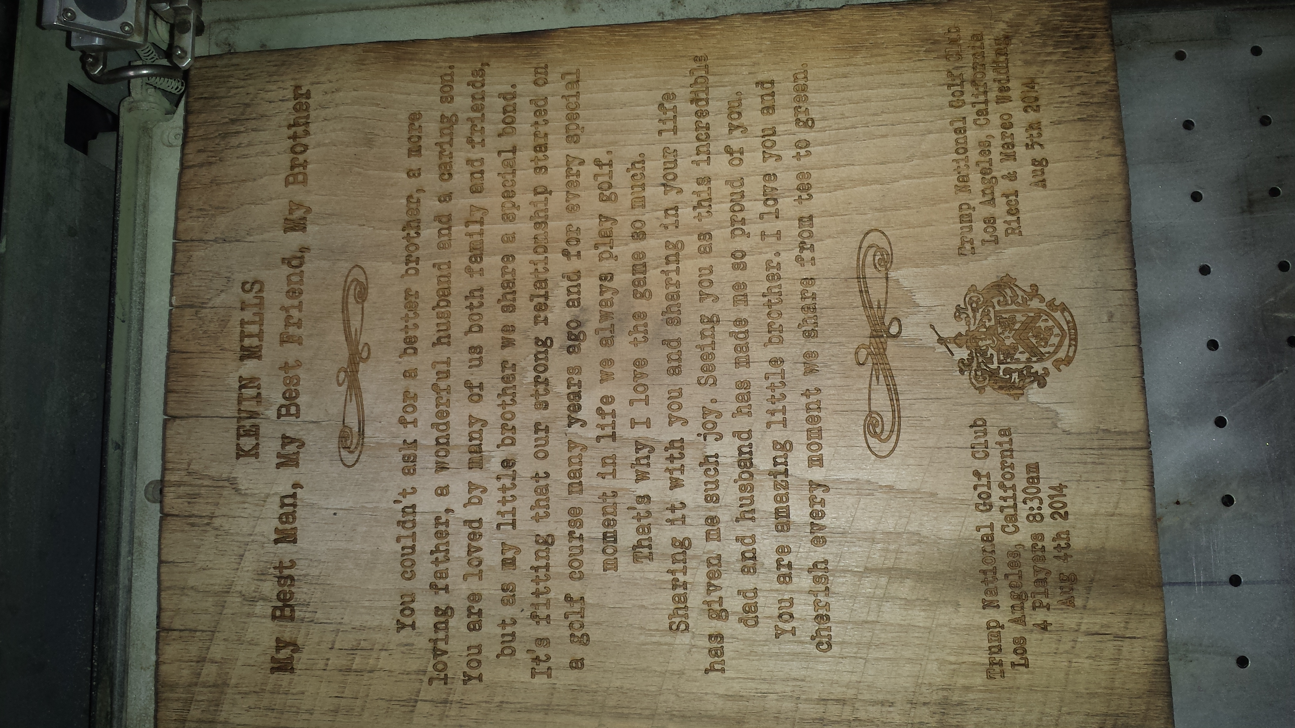 special note on Wood engraving