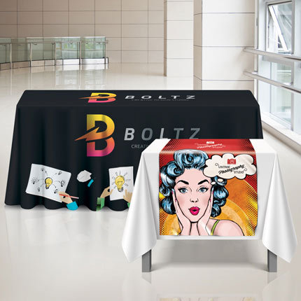 6 foot Table Cloth / cover