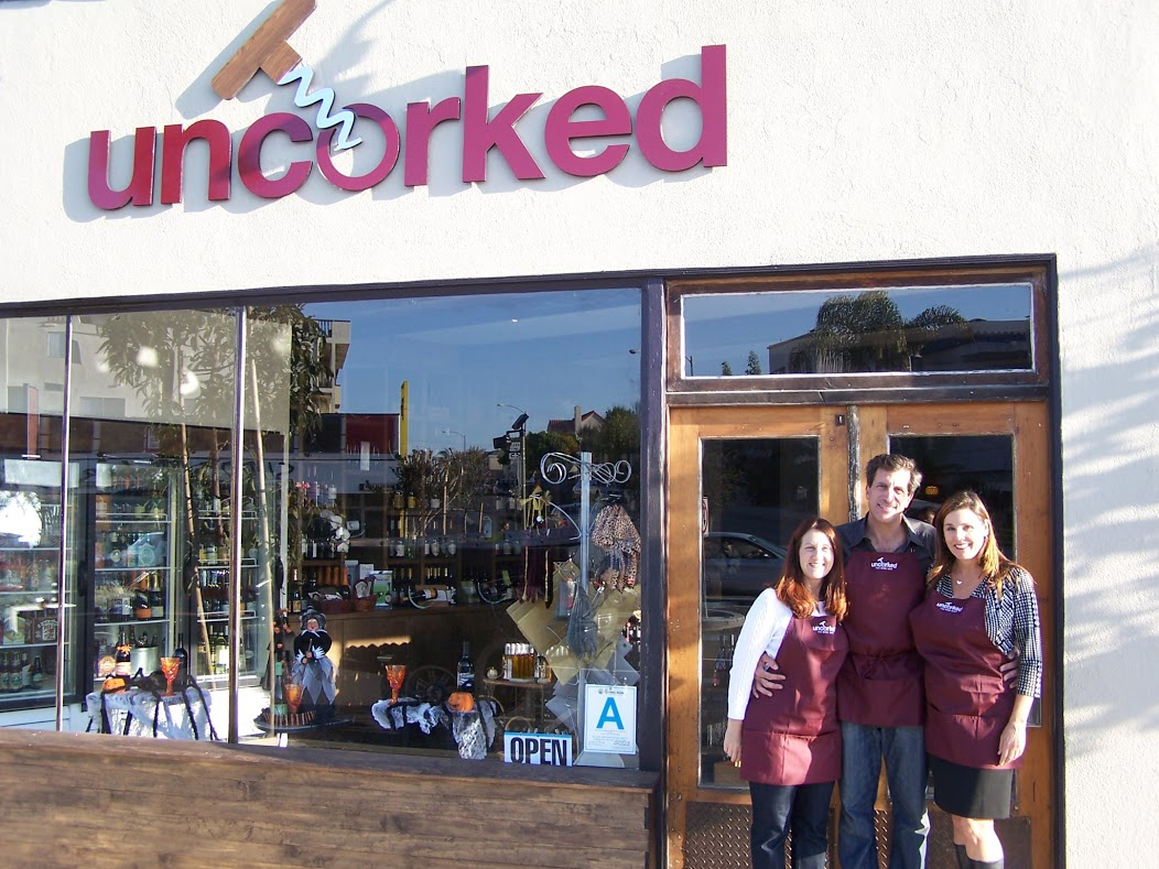 Uncorked Sign