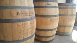 Asombroso Tequila Barrels Engraved