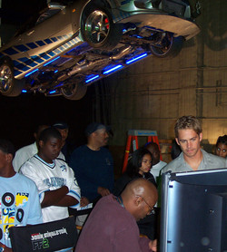 FF2@ Universal Paul Walker