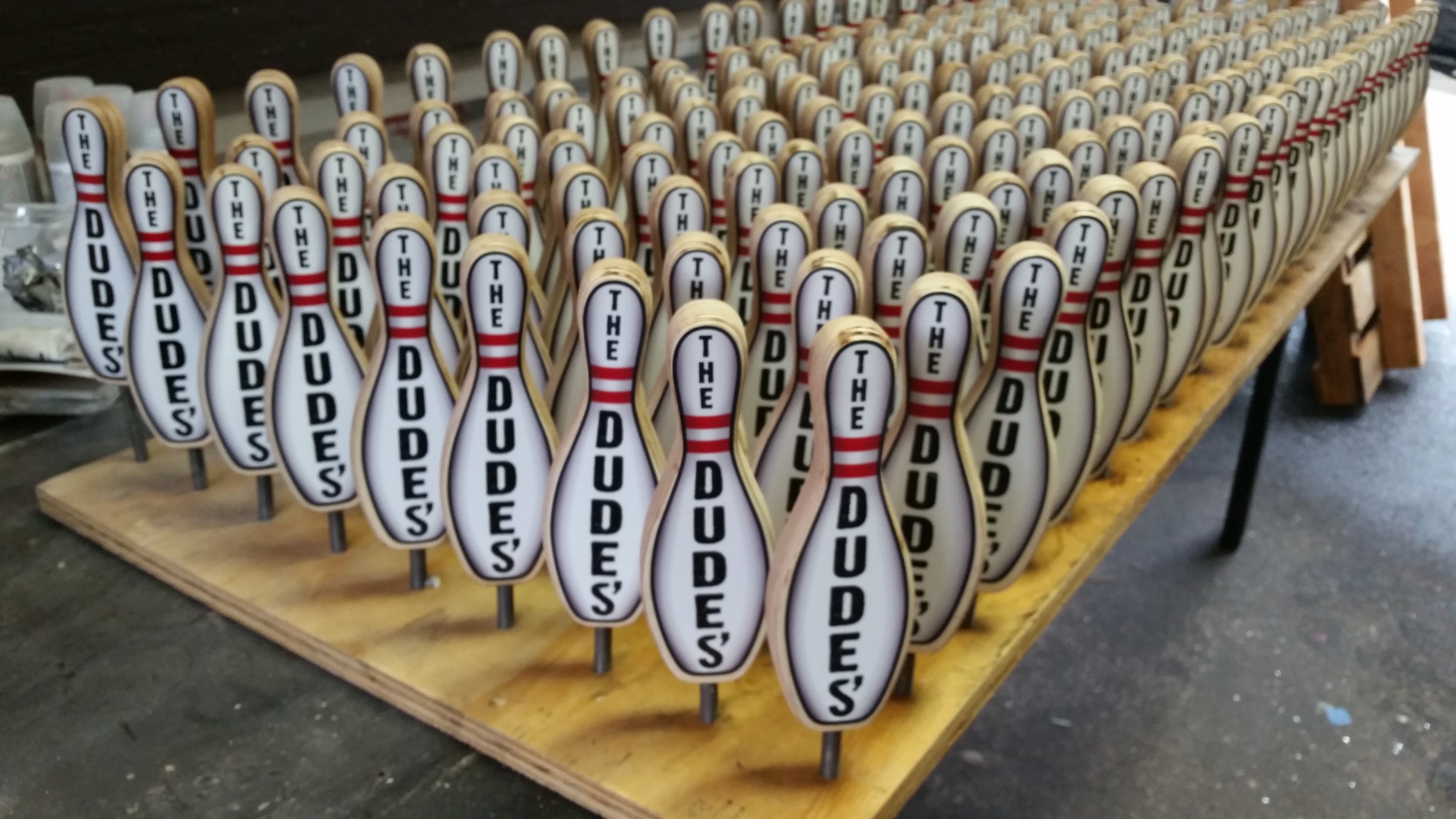 Beer Tap handles