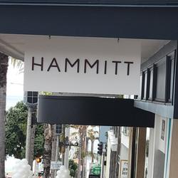 HAMMITT Blade sign