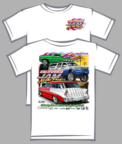 California Truck Jamboree T-shirt