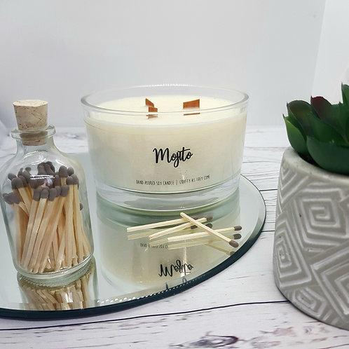 Mojito Large Candle