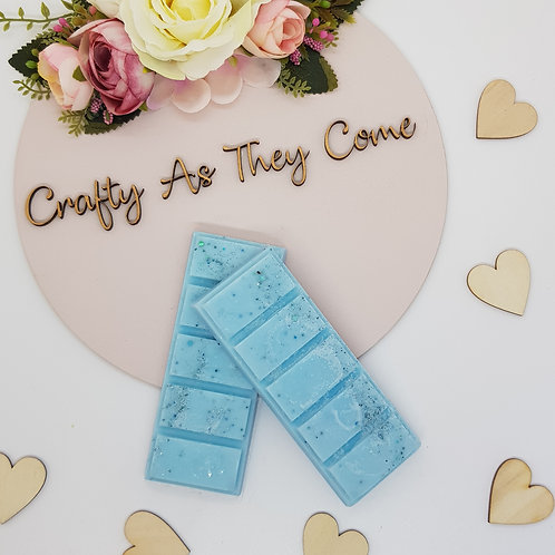 Miracles Take a Little Time - Mint & White Jasmine Snap Bar