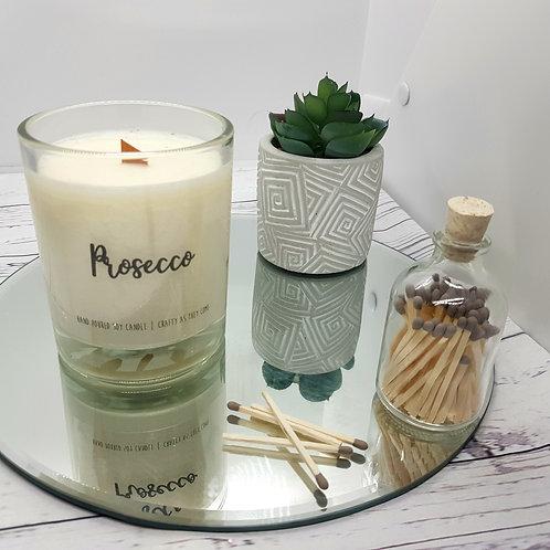 Prosecco Medium Candle