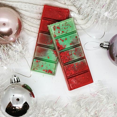 Christmas Spice Snap Bar