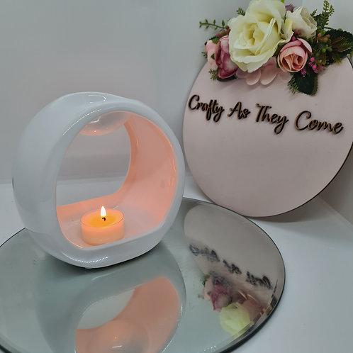 Porto Ceramic Wax Burner