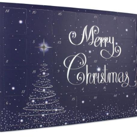 **PRE-ORDER** Christmas Candle Advent Calendar