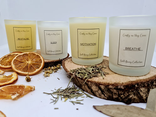 Well-Being Candle Collection