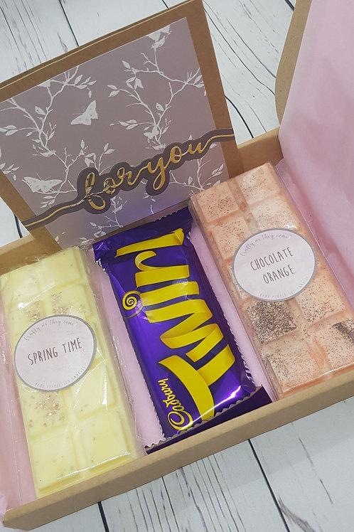 2 Snap Bar Gift Box