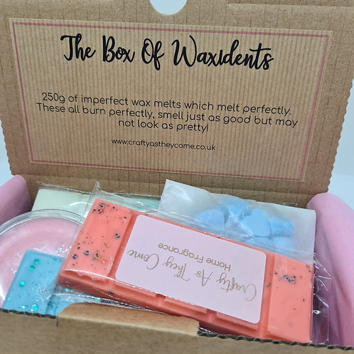 The Box of Waxidents