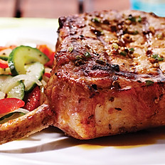 Pork Tomahawk