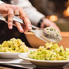 Table Size Caesar salad
