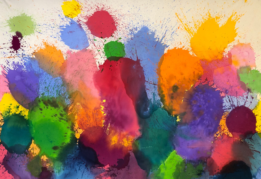 Colors 427, 52 x 78 (sold)