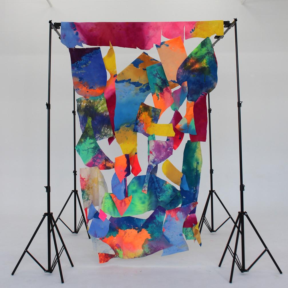 Untitled, made w/ Julia Brandao, 108 x 72