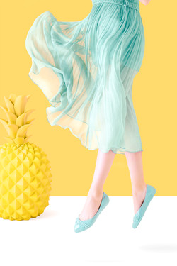 Zaxy Fashion Campaign