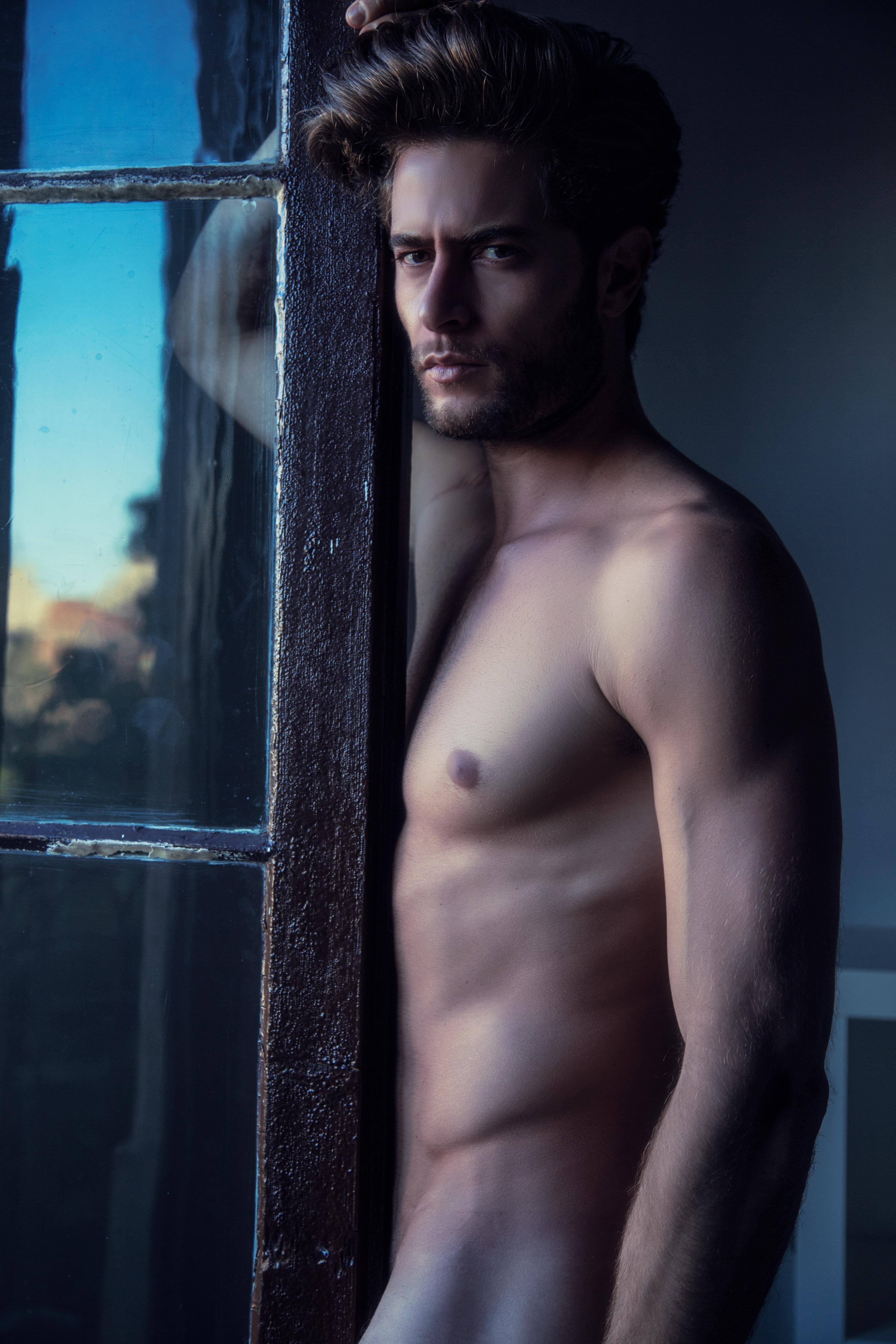 Portrait In Spain