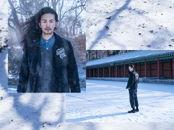 Magazine Editorial In Seoul