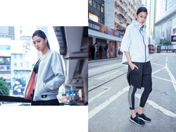 Adidas Fashion Campaign