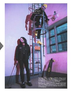 Magazine Editorial In Hong Kong