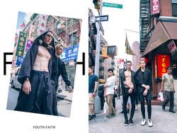 Magazine Editorial In New York