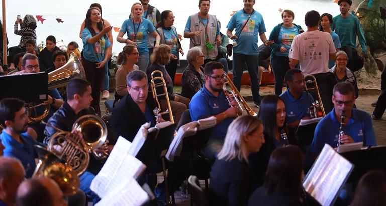 4º Festival Tecendo as Águas  reúne 2 mil pessoas em sua quarta edição de tradição com inovação