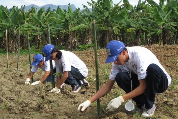 CBH-LN e Inst. Supereco realizam I Encontro de Agroecologia do LN nos dias 20 e 21/set em Ubatuba