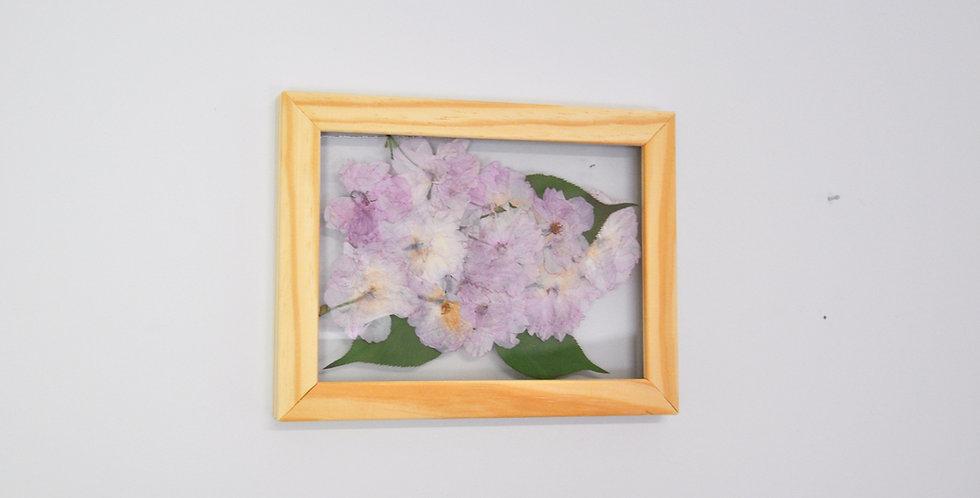 5 x 7 Cherry Blossom Frame