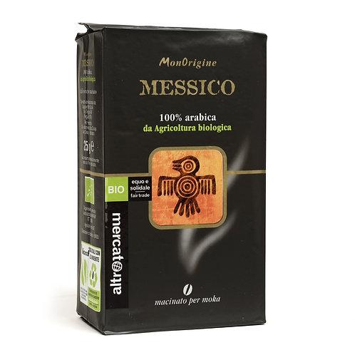 CAFFÈ 100% ARABICA MACINATO MONORIGINE MESSICO - BIO
