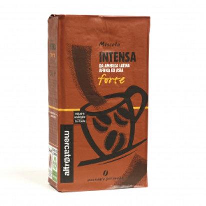 CAFFÈ MISCELA INTENSA MACINATO MOKA