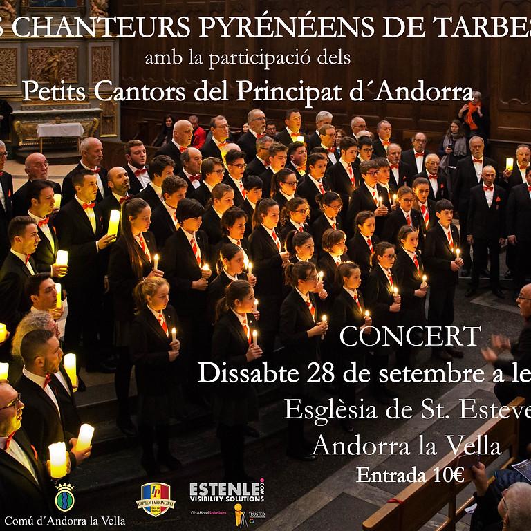 Les Chanteurs Pyrénéens de Tarbes & Petits Cantors del Principat d´Andorra