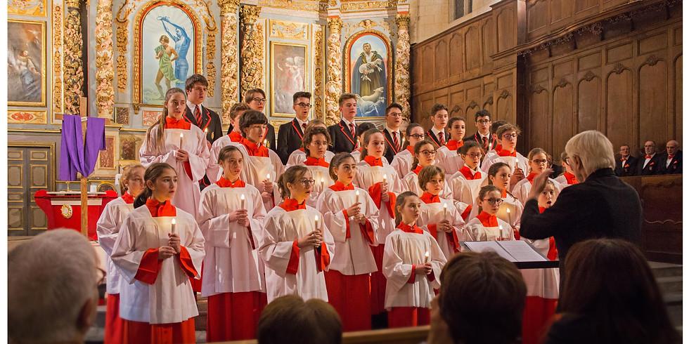Corpus Cristi a l'Església de St. Germà de St. Julià de Lòria