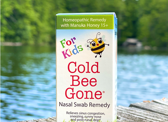 Cold Bee Gone for Kids