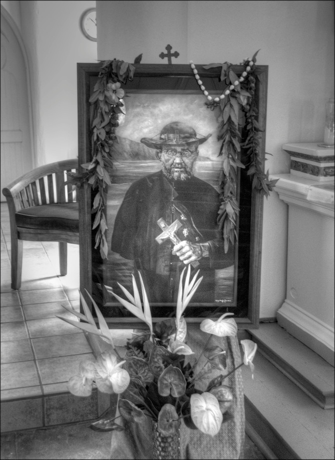 St. Damien of Moloka'i: Celebrating a Decade of Sainthood