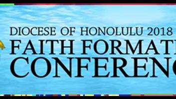 2018 Honolulu Faith Formation Conference